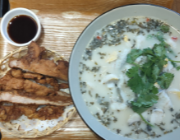 吃遍上海滩之十月红燕阳春面馆,金牌黄鱼面加经典炸猪排,不寂寞的一人食