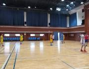 羽遍上海滩之梅龙镇体育中心,综合性的社区体育馆,很多运动都有